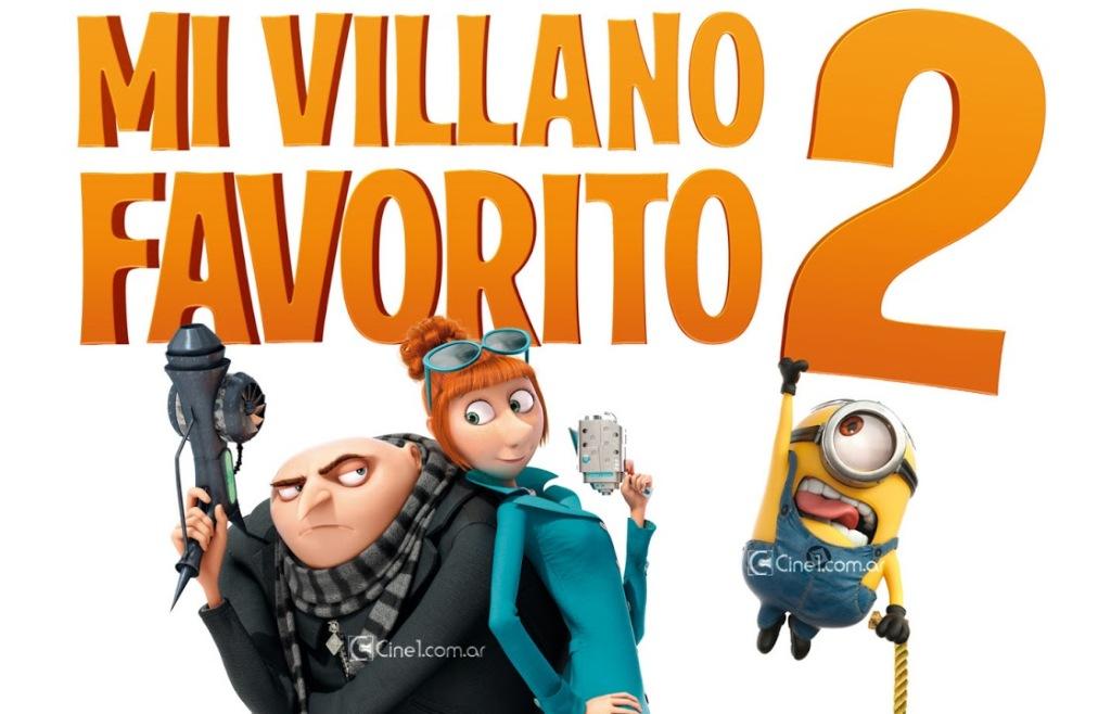 Gru y los minions regresan en mi villano favorito 2 for Gru mi villano favorito