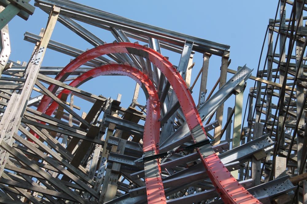 Medusa Steel Coaster - Avance 1