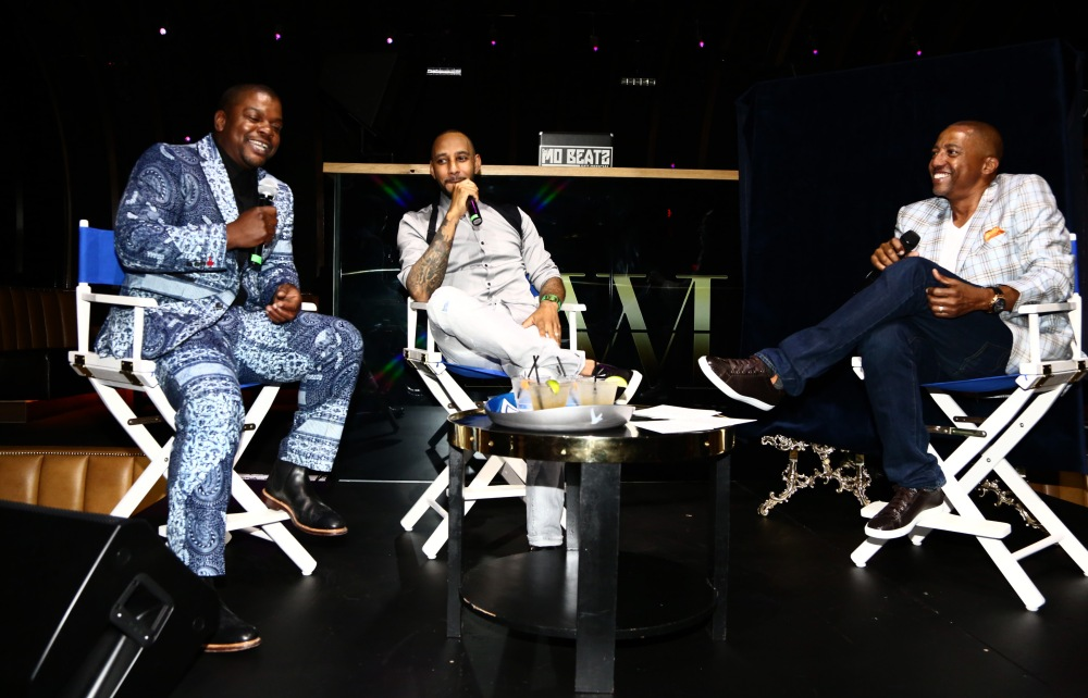 GREY GOOSE Le Melon Toasts Musician Swizz Beatz With Art Commissioned By Award Winning Artist Kehinde Wiley