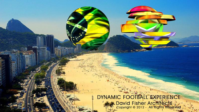 Copacabana Spiaggia Copia Dynamic Football Experience Ltd