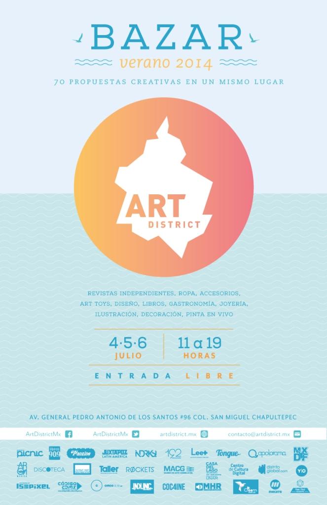 ART DISTRICT VERANO 2014