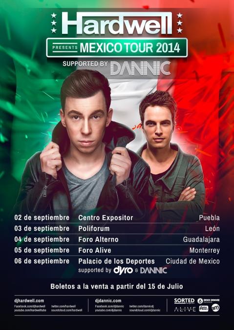 Hardwell-Mexico-Tour