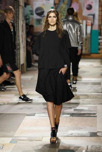 Y-3 Spring/Summer 2015 - Runway - Paris Fashion Week - Menswear S/S 2015