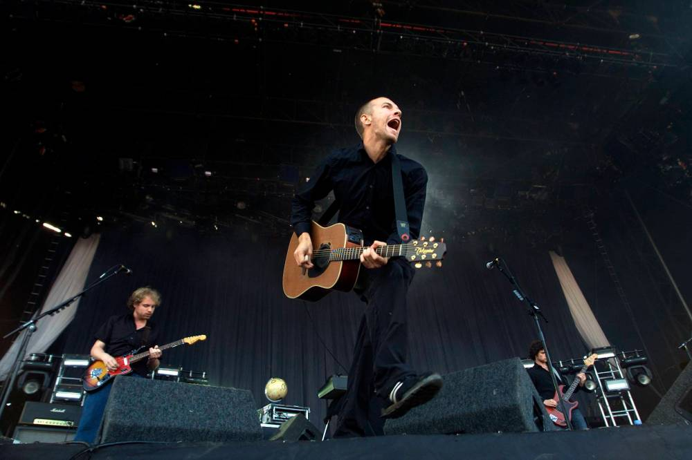 Photo of Chris MARTIN and COLDPLAY