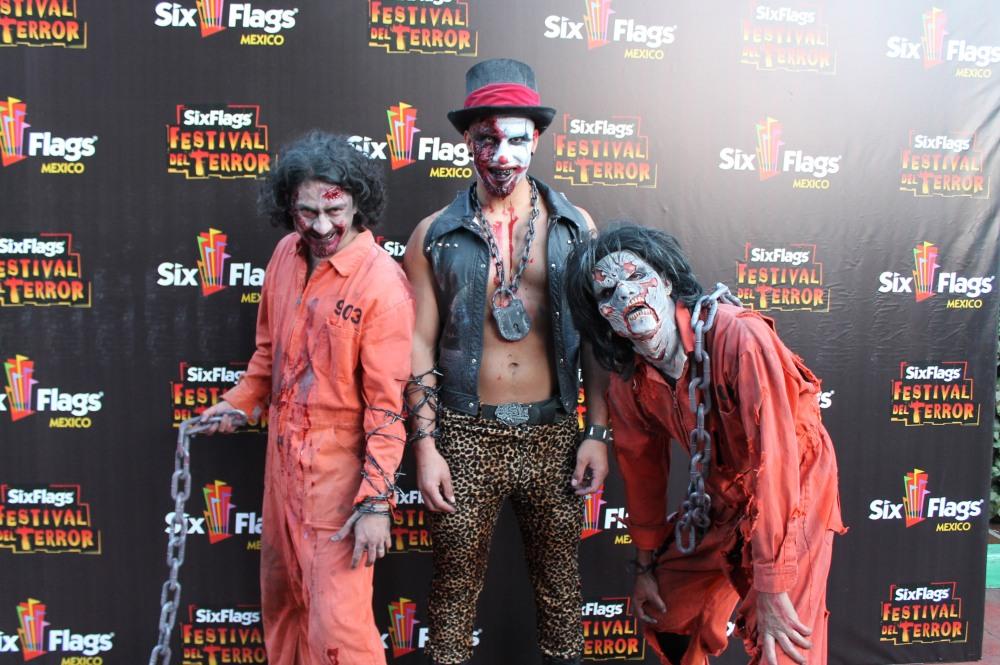 Festival del Terror 2014 - Zombies