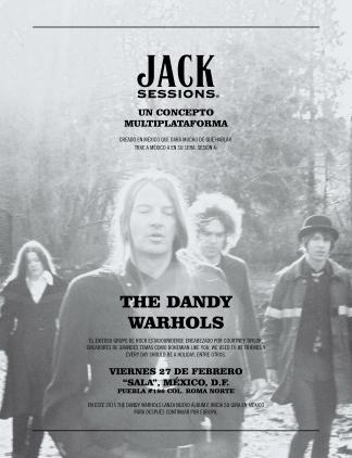 Dandy Warhols mexico
