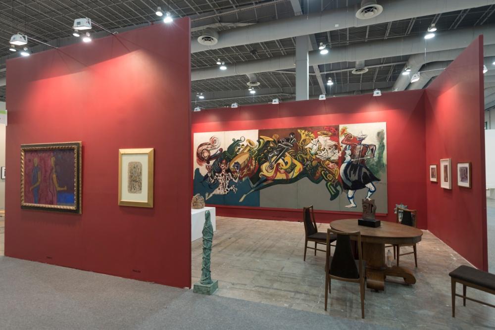 ENRIQUE GUERRERO, México DF, Arte Moderno, 2014