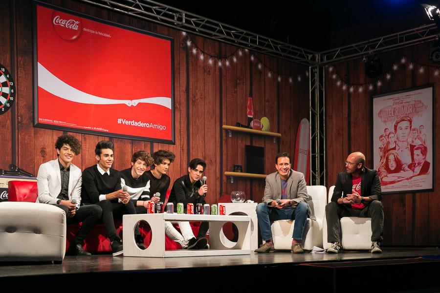 CD9, José Luis Basuari Director, de Marca Coca-Cola en México e Ismael Pascual, Director de Mercadotecnia de Coca-Cola en México-2