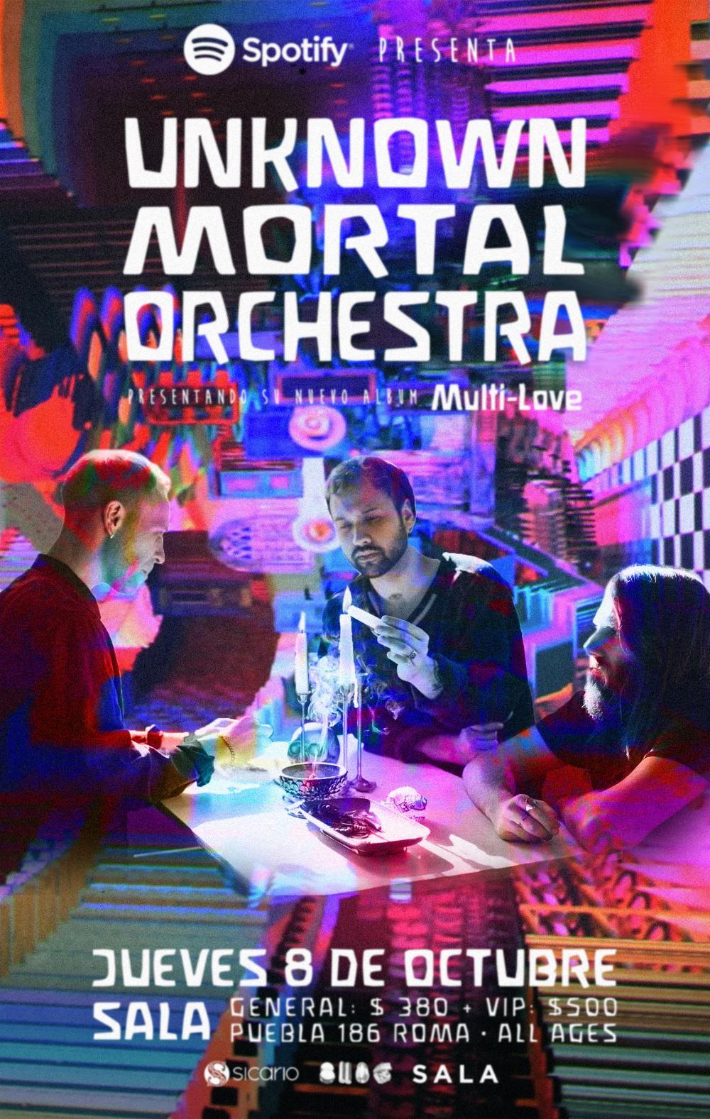 Mortal orchestra