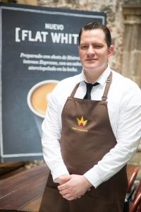 Guillermo Reffreger_Coffe Ambassador de Starbucks México