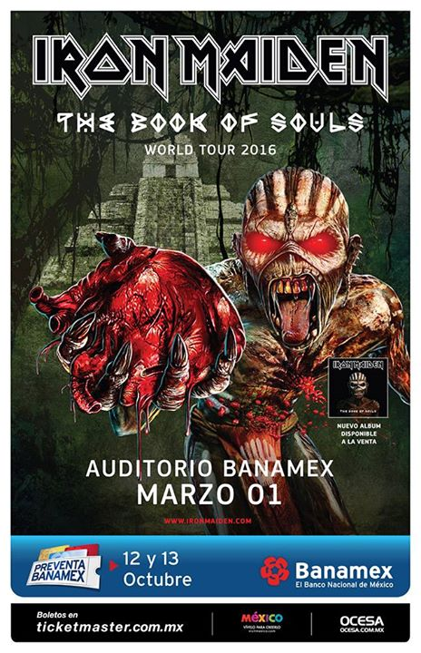 book of souls gdl